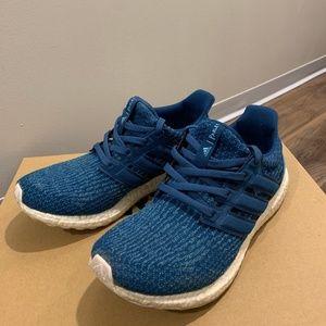 (Men) Adidas Parley UltraBoost 3.0 Size 11.5